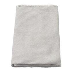 SKÖTSAM - SKÖTSAM, cover for babycare mat, grey, 83x55 cm