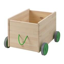FLISAT - Penyimpanan mainan dengan roda