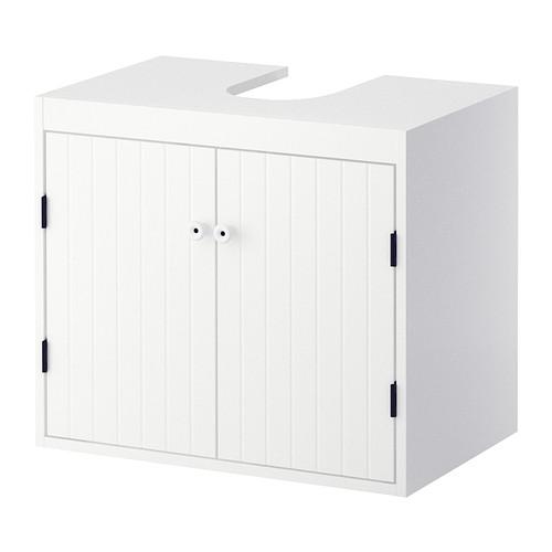 SILVERÅN kabinet dasar wasatafel dg 2 pintu