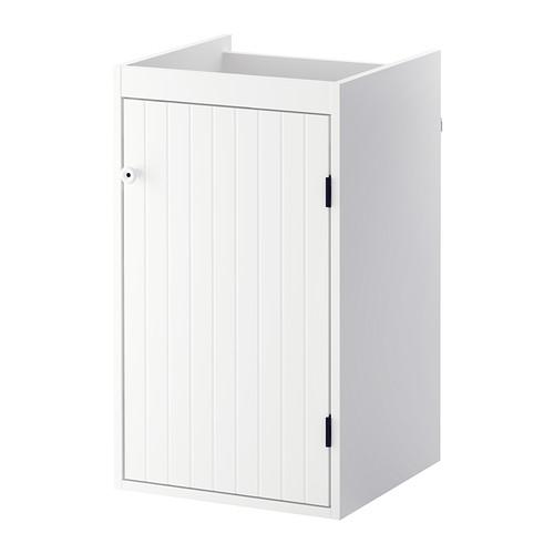 SILVERÅN kabinet wastafel 1 pintu