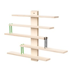 LUSTIGT - Wall shelf