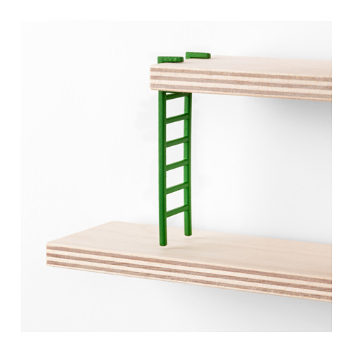 LUSTIGT wall shelf