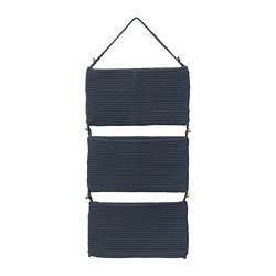 NORDRANA - Hanging storage, blue