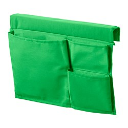 STICKAT - Bed pocket, green
