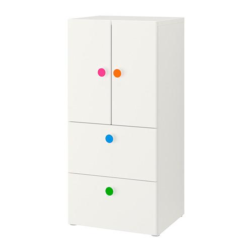 STUVA/FÖLJA storage combination w doors/drawers