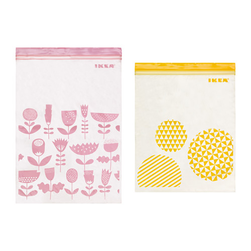 ISTAD resealable bag