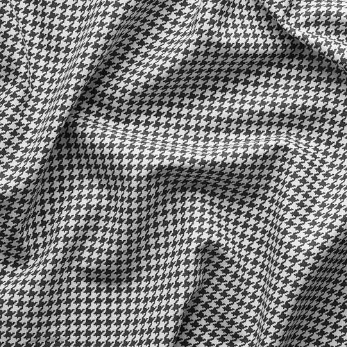 ORDENSFLY - curtains, 1 pair, white/dark grey, 145x250 cm   IKEA Indonesia - PE742922_S4