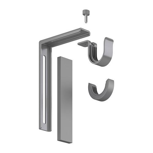 BETYDLIG braket dinding/plafon