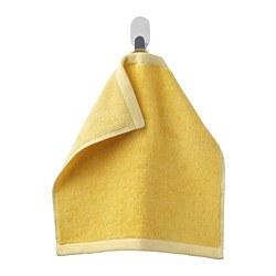 HIMLEÅN - Handuk kecil, kuning/mélange