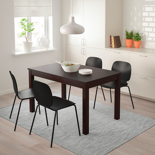 SVENBERTIL/LANEBERG table and 4 chairs