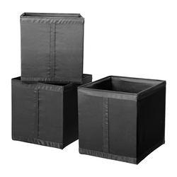 SKUBB - Kotak, hitam