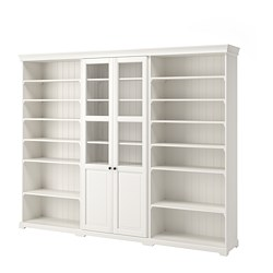 LIATORP - Storage combination, white