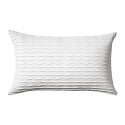 VÄNDEROT - Cushion, white