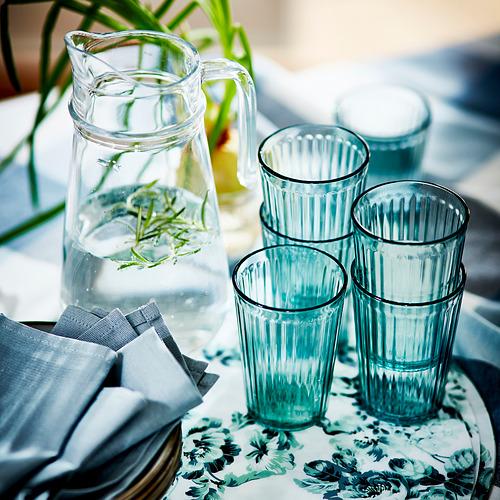 TILLBRINGARE - jug, clear glass, 1.7 l | IKEA Indonesia - PH173498_S4