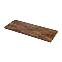 KARLBY - Worktop, walnut