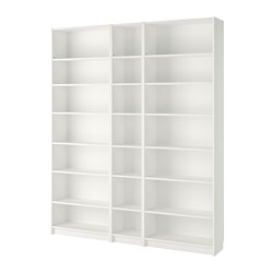 BILLY - Bookcase, white