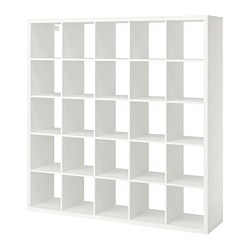 KALLAX - Unit rak, putih