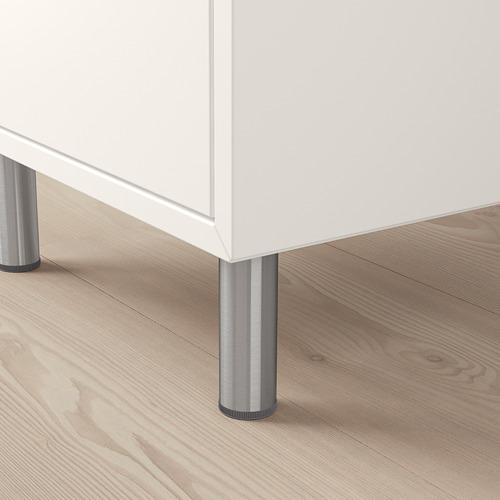 EKET - kaki, logam, 10 cm | IKEA Indonesia - PE743311_S4