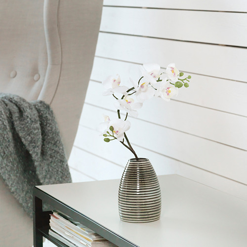 SMYCKA - artificial flower, Orchid/white, 60 cm | IKEA Indonesia - PE743350_S4