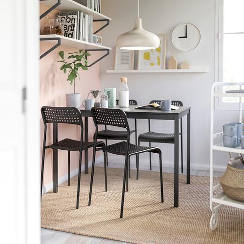 TÄRENDÖ/ADDE meja dan 4 kursi