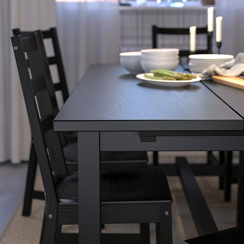 NORDVIKEN meja yang dapat dipanjangkan