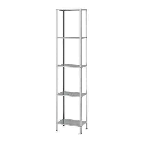 HYLLIS - unit rak , dalam/luar ruang, 40x27x183 cm | IKEA Indonesia - PE797524_S4
