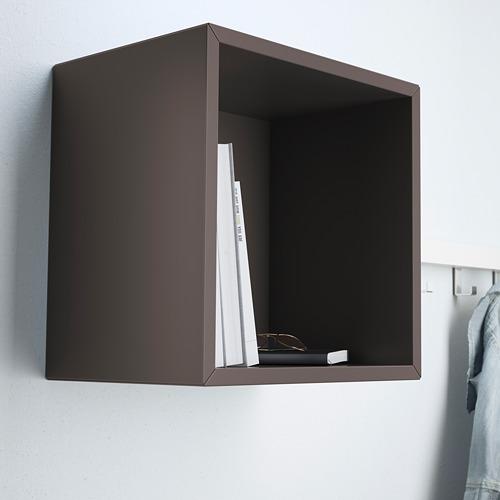 EKET - unit rak dinding, abu-abu tua, 35x25x35 cm   IKEA Indonesia - PE616272_S4