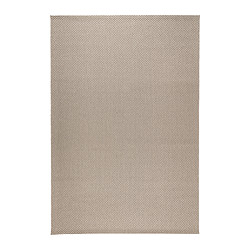 MORUM - Rug flatwoven, in/outdoor, beige