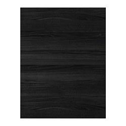 TINGSRYD - Panel penutup, efek kayu hitam