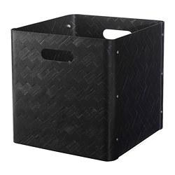 BULLIG - Kotak, hitam