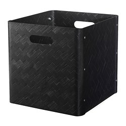 BULLIG - Box, black