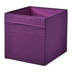 DRÖNA - Box, purple