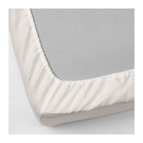 PUDERVIVA fitted sheet