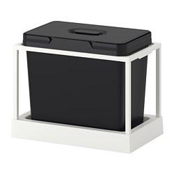 VARIERA/UTRUSTA - Pemilah sampah untuk kabinet