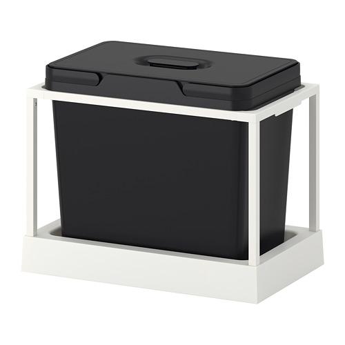 VARIERA/UTRUSTA pemilah sampah untuk kabinet