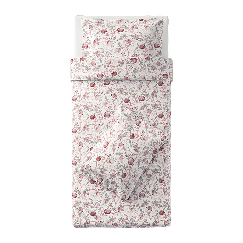 SPRÄNGÖRT sarung quilt dan 2 sarung bantal