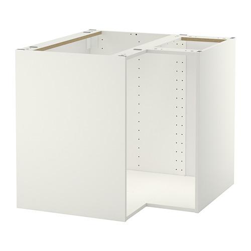 METOD rangka kabinet dasar sudut
