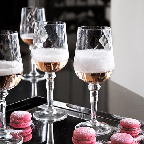 KONUNGSLIG gelas anggur