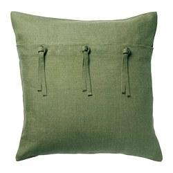 AINA - Sarung bantal kursi, hijau