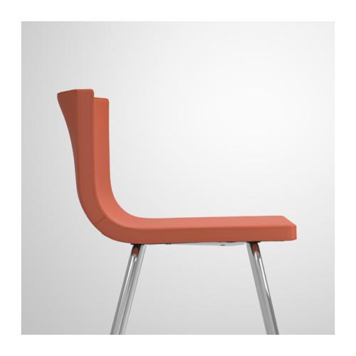 BERNHARD kursi bar dengan sandaran