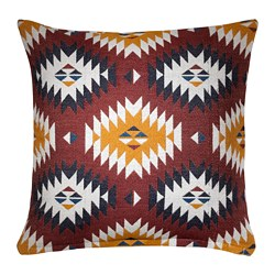 FRANSINE - Cushion cover, multicolour