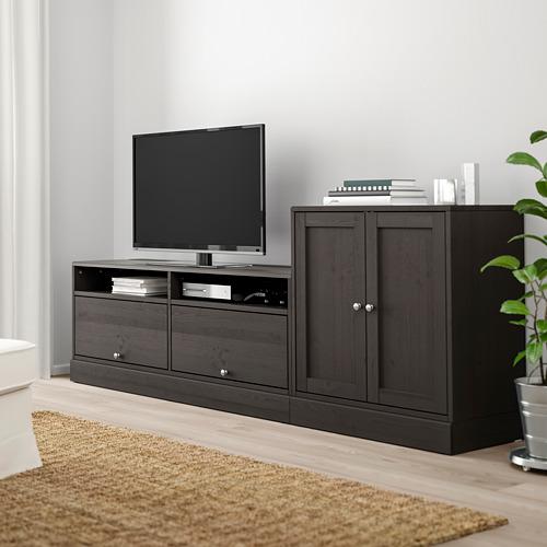 HAVSTA kombinasi penyimpanan TV