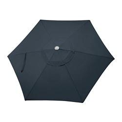 LINDÖJA - Kanopi tenda payung, biru tua