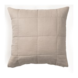 GULVED - Cushion cover, natural