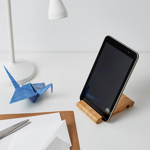 BERGENES tempat ponsel/tablet