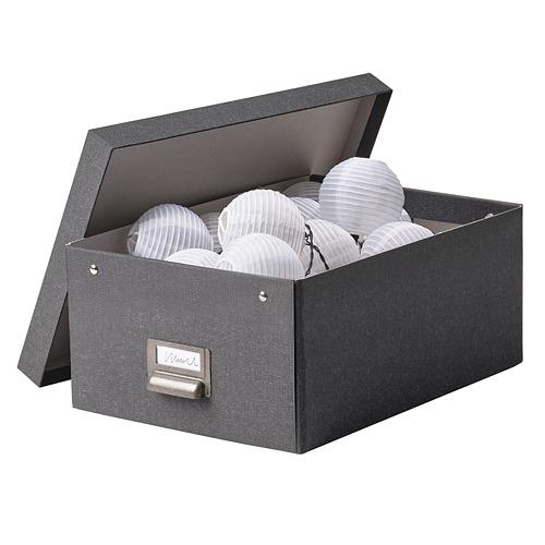 TJOG kotak penyimpanan dengan penutup