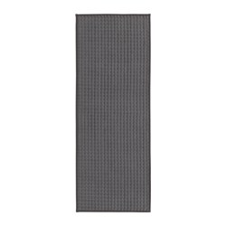 BRYNDUM - Kitchen mat, grey