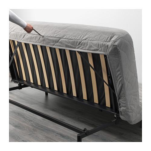 NYHAMN sofa tempat tidur 3 dudukan