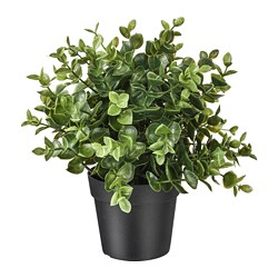 FEJKA - Artificial potted plant, oregano