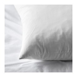 DVALA - Pillowcase, white